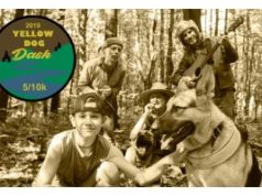Sarah Heuer Discusses 1st Annual Yellow Dog Dash on the 8th Day Radio Show