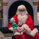 One of Santa's little elves.