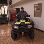 These ORVs will be in the Mall for another month, come see them.