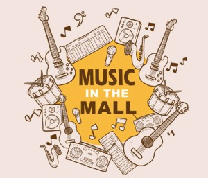Music in the Mall - Every Thursday Through Spring