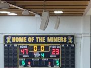 The Miners defeated the Hematites 47-23 on Sunny 101.9.