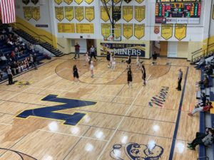 It was a defensive battle for four quarters between Negaunee and Gwinn.