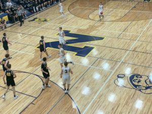 Negaunee falls to 10-1 after a disappointing 18-point loss to Iron Mountain.