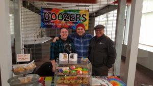 Doozers had delicious sweet treats.