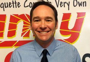 NICE Community Schools Superintendent Bryan DeAugustine