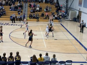 Negaunee battled Calumet to the final buzzer, but ultimately came up four points short in overtime.