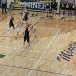 Negaunee won by one point over the Modeltowners.
