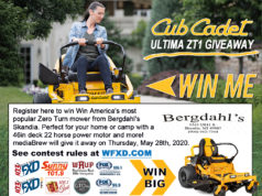 Win Our Next Quarterly Giveaway!