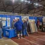 Sankovitch Homes came up from Escanaba
