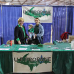 Visit UP Propane to talk about getting a green tank in your yard.