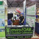 Try a new insulation process! Talk to enviro-FOAM
