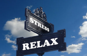 There are many ways to relax if you're feeling stressed, find what works for you!