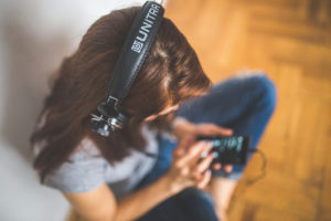 Find music to listen to during and between work to keep you focused, energized, and less stressed