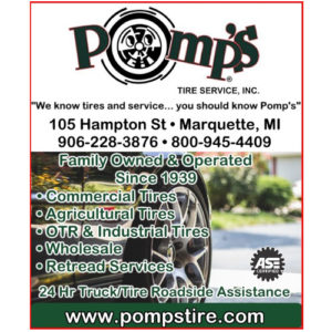 Get a standard oil change at Pomp's Tires