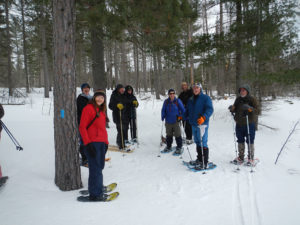 Join in on the fun during the next group hike north of the Tahquamenon Falls