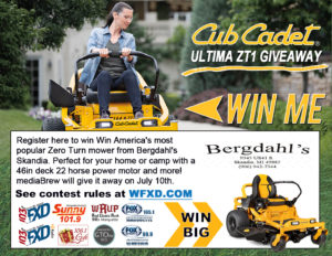 Win Big at Our Next Quarterly Giveaway!
