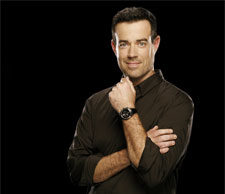 Host Carson Daly