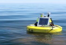 NMU Weather Buoy Deployed on Lake Superior July 4, 2020
