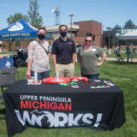 Need a part time job while in school? Visit Michigan Works!