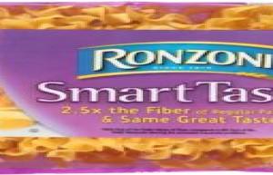 Riviana Foods Inc. Recalls Ronzoni® Smart Taste® Extra-Wide Noodles August 26, 2020