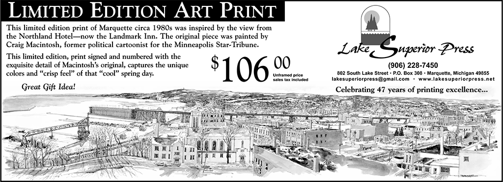 Purchase one of these limited edition prints for just $106!