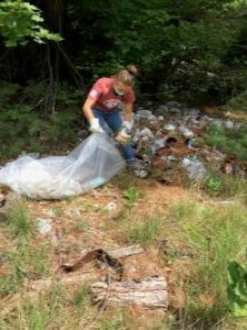 Adopt-a-Forest cleanup challenge passes 50-site midpoint August 5, 2020