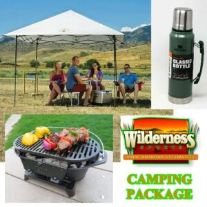 UPBargains.com – Deal of the Day: Fall Camping Package from Wilderness Sports $100 off!!