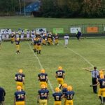 Negaunee defeated the Braves 13-8!
