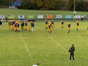 Negaunee took control of the game and picked up a win over the L'Anse Purple Hornets on Sunny 101.9