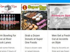 Find great local deals at UPBargains.com!
