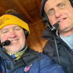 Mark Evans and Gregg Nelson had the call on Sunny 101.9.