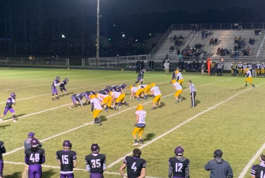 Negaunee picked up its first playoff win since 2016 over Gladstone on Friday night.