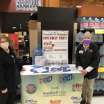 Sign up to win a $5,000 shopping spree from Wood Jewelers at Super One Negaunee.