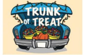 NMU Offers 'Trunk or Treating' Saturday October 31, 2020