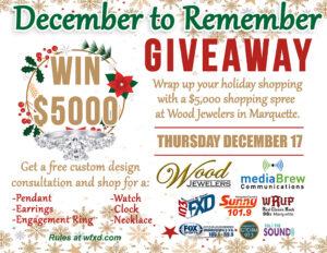 Register for the December to Remember Giveaway!