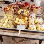 Lakeshore Depot Fall Apple Stand
