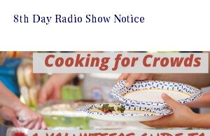 Online Cooking for Crowds Food Safety Classes
