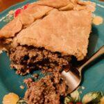 Brown's Store Slice of Meat Pie