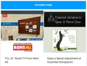 Check Out This Week S Updated Online Newsletter For The Newest Deals
