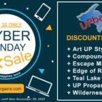 Cyber Monday Deals on UPBargains.com.