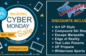Cyber Monday Deals on UPBargains.com.