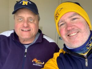 Mark Evans and Gregg Nelson had the call all season long for Negaunee Miners Football on Sunny 101.9!
