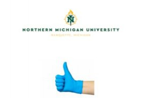 NMU Diverts Gloves from Landfill January 22, 2021