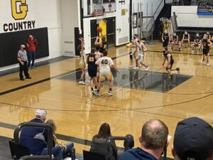 Negaunee pulled away late from Gwinn for a 51-42 victory.