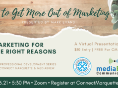 mediaBrew and Connect Present How to Get More Out of Marketing