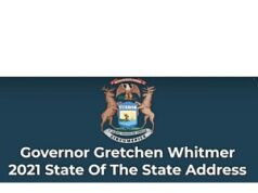 Governor Whitmer 2021 State of the State Address