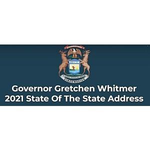 St Patrick Perish White Lake Mi Christmas Craft Show 2021 Michigan Gov Whitmer 2021 State Of The State Address
