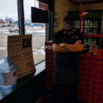 Register to win at Jet's Pizza in Escanaba