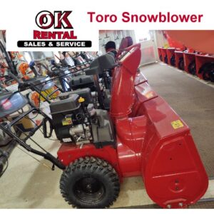 UPBargains.com – Deal of the Day: Save 35% on a Toro Snowblower from OK Rental Sales & Service!!