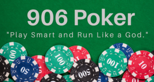 The 906 Poker Social Grand Opening Event is this Thursday, April 1st!